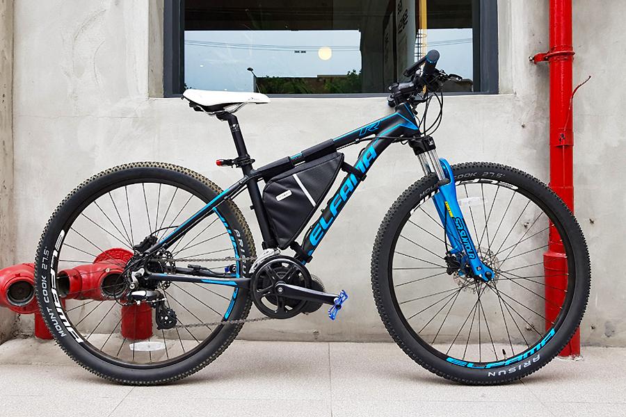 엘파마 전기자전거 (16인치) 자전거 대여 - 라이클, 철수네자전거